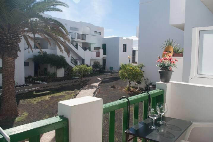 Modern and Sunny Fuerteventura Park