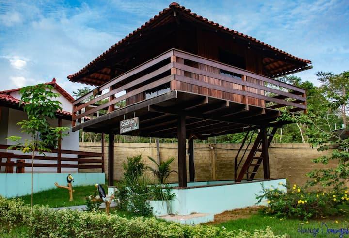 Pousada Amazônia, Traditional accommodation