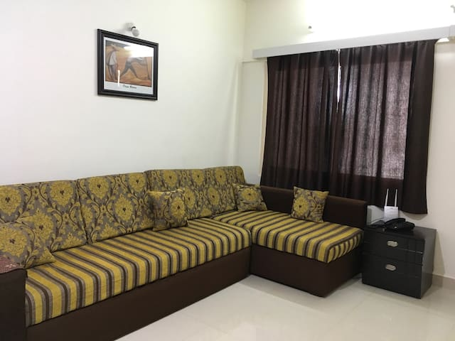 2 bedroom flat on Bannergatta Road