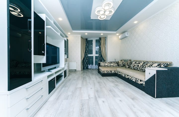Big and lux apartment
