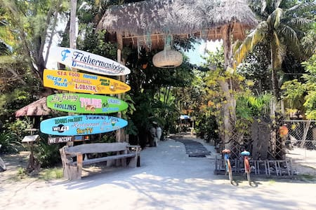 Hotel Fisherman lodge Punta Allen