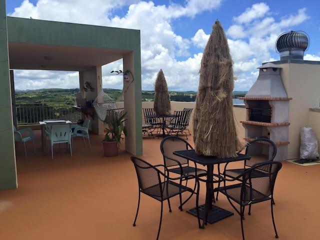 Spacious Penthouse - Cabo Rojo - Condomínio