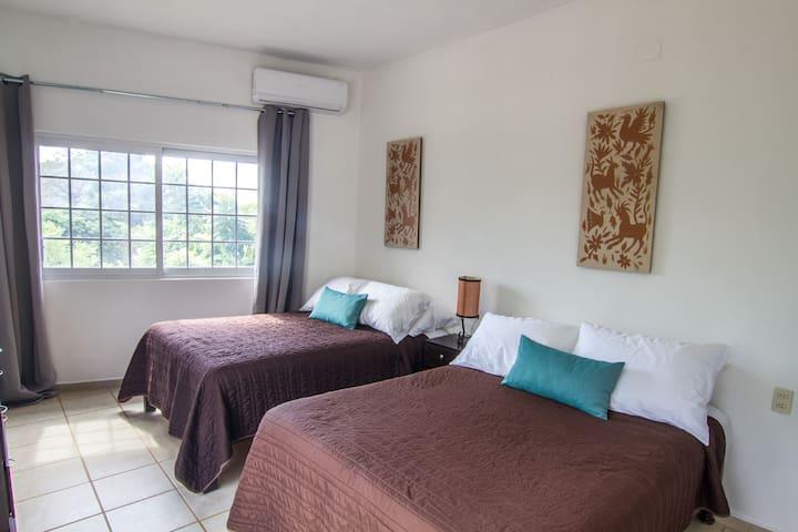 Pura Chacala #6 Two Bedroom