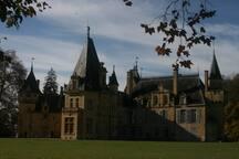 le château de Prye