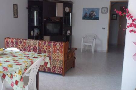 Trilocale Sicilia Ovest Triscina di Selinunte - Lejlighed