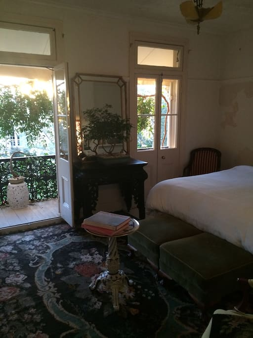 Bedroom 1 Frenchdoors
