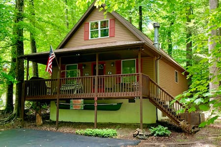 ★★The Dam Place - Summersville Dam & Lake Cabin★★