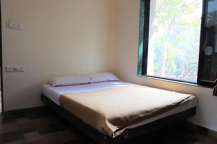 Budget Friendly Peaceful Stay Near Nagaon Beach
