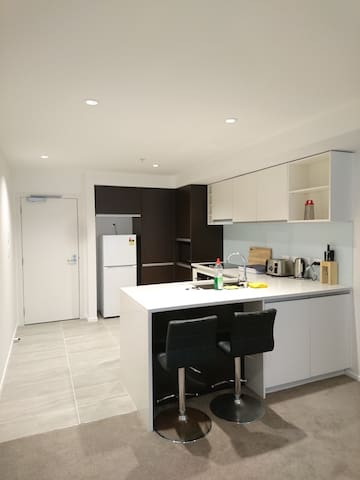 Cosy 2 bedroom Eden Terrace Apartment+Carpark