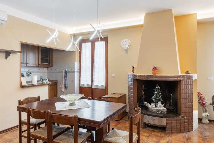Spacious Apartment in Subbiano with Garden