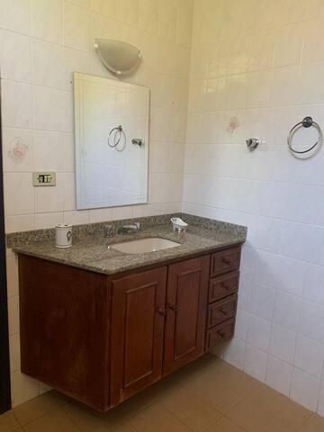 Banheiro suite #7
