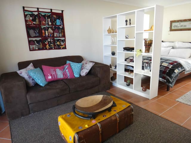The Burrow in Trendy Melville - Johannesburg - Lejlighed