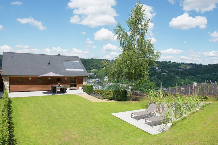 Luxury Apartment in Malmedy with Jacuzzi