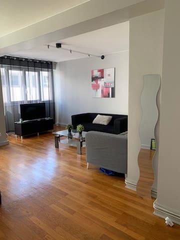 Appartement centre LYON AVEC PLACE DE PARKING