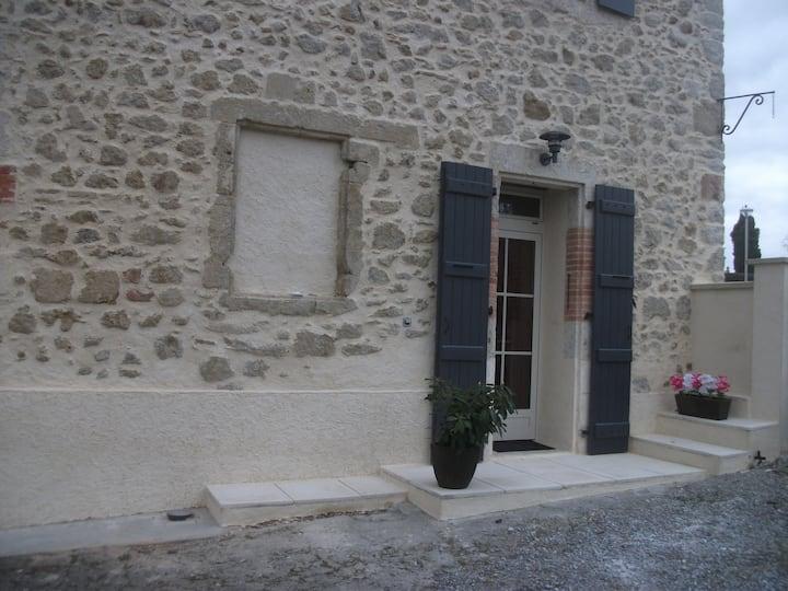 chambre aux portes d'Auch