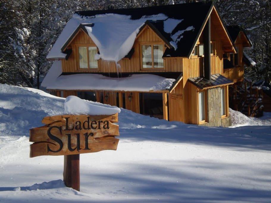 Nuestras casas en invierno