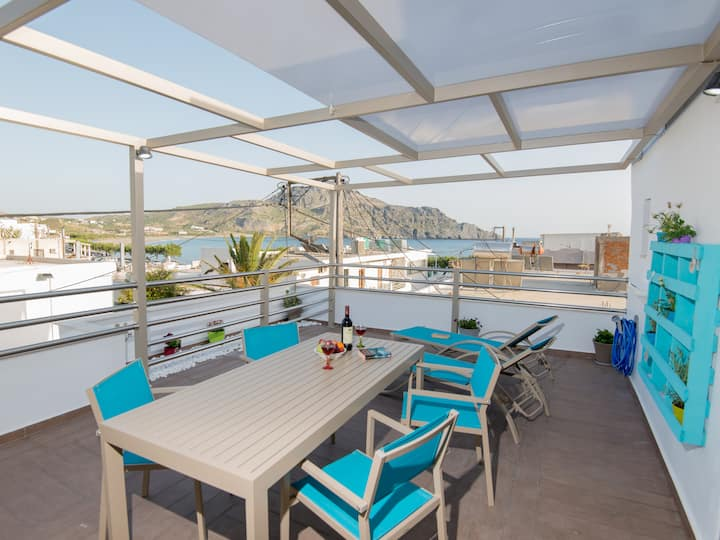 Breeze Vacation Roof Deck