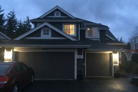 Entire house near Bellevue, 6BD. - Sammamish - Haus