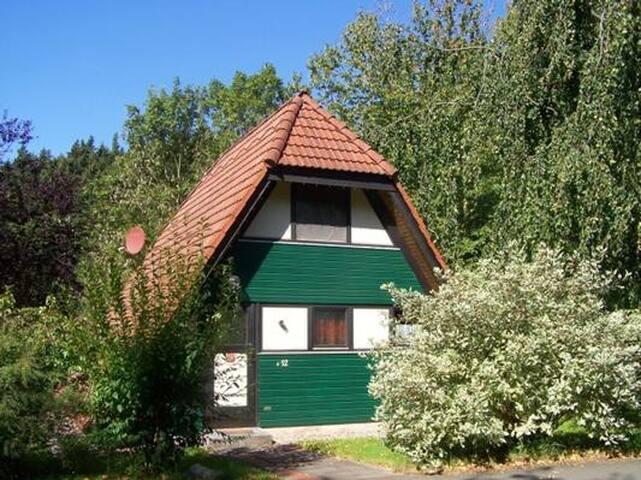 """3 Sterne Ferienhaus """"Kischblüte"""" 1 in Ronshausen"""