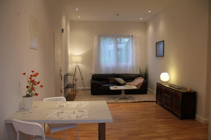 Moderne helle Wohnung in Schwachhausen Bürgerpark