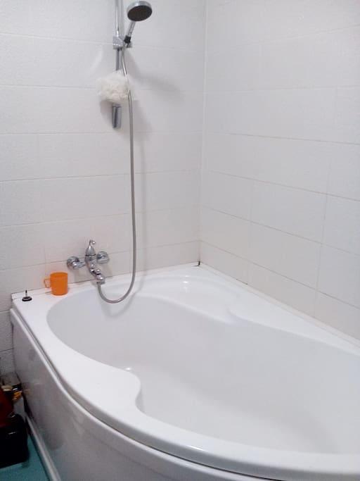 big bath