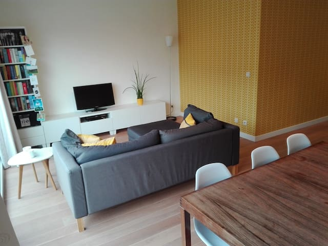 Cosy apartment in Lier, 10 min from Antwerp city