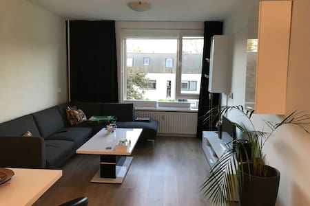 Bright, cosy and modern appartment in Rotterdam