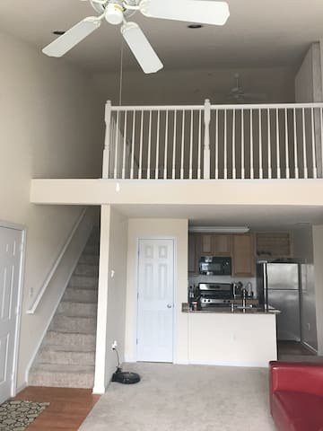 Privet loft - Ashburn - Apartment