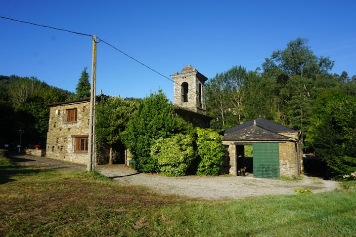 Caserío La Corredoira -  Villa de Lujo en Armeirín
