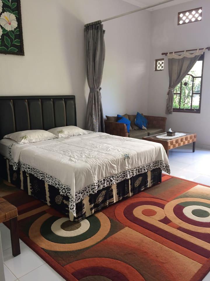 Bali Aman Darling House 3 Private Villa/ Fast Wifi