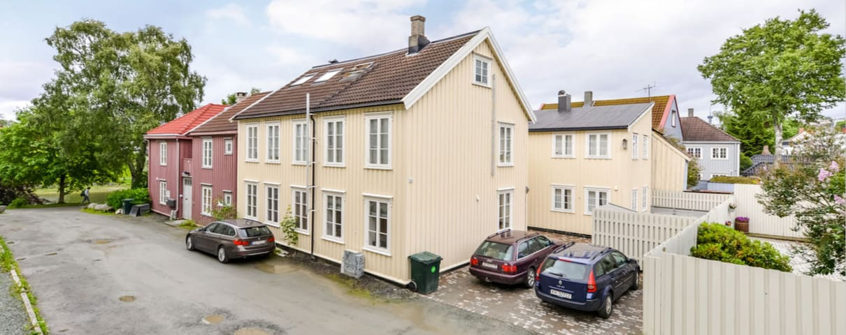 Cosy apartment located central in Trondheim