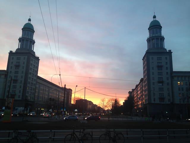 Welcome to fancy Berlin!