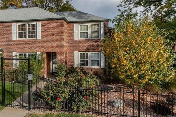Bohemian-Style Townhome - Great Location & Value!