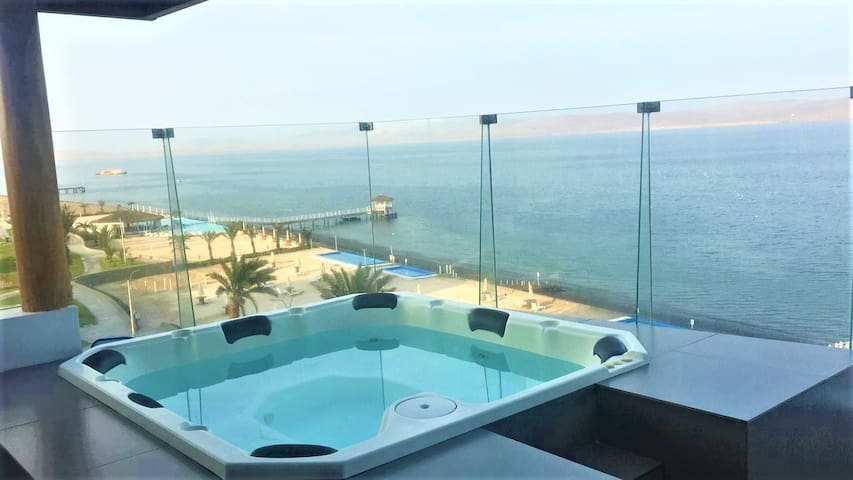 Beautiful duplex with jacuzzi and Ocean View