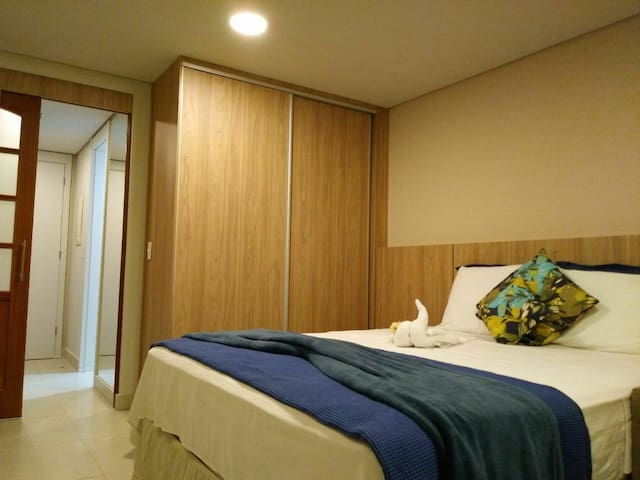 Lindo e Confortável Loft - Granja Brasil