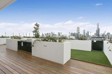 City/Gardens/trams... Doorstep! - South Melbourne - Apartment