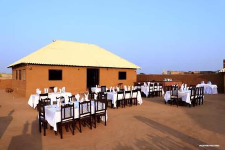 Luxury Room Safari Camp Osian