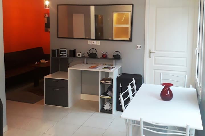 Tres belle appartement refait à neuf.