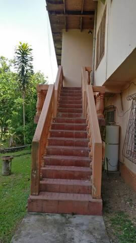 Habitación disponible en Quebrada Seca