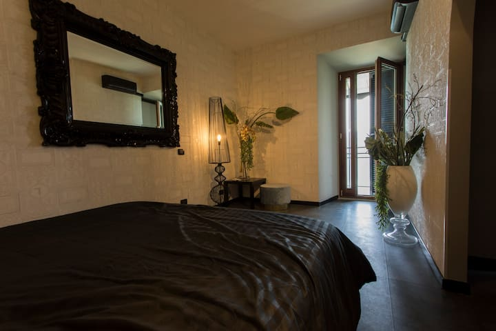 Gardenia Secret: Trussardi Suite