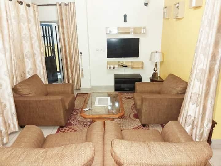 Appartement 2 chambres en plein cœur de Kipé