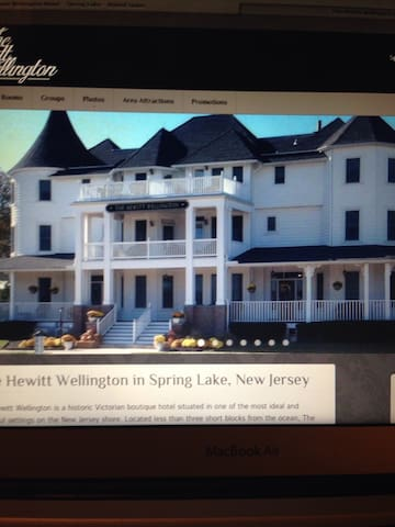 The Hewitt Wellington Spring Lake - Spring Lake - Bed & Breakfast