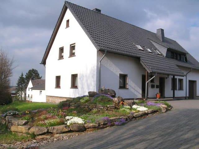 Ferienwohnung Schmidtheim Eifel