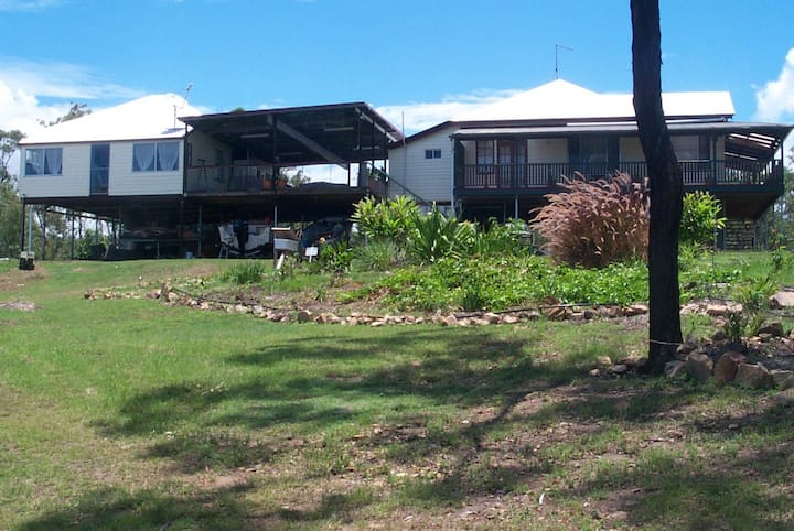 KOOKABURRA House @ESCAPE2FISH - the title says it!