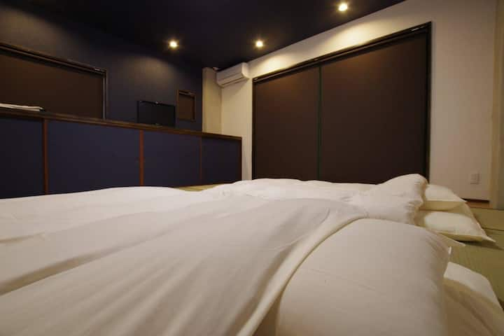 Stylish hostel 1min from Dogo onsen Spa!