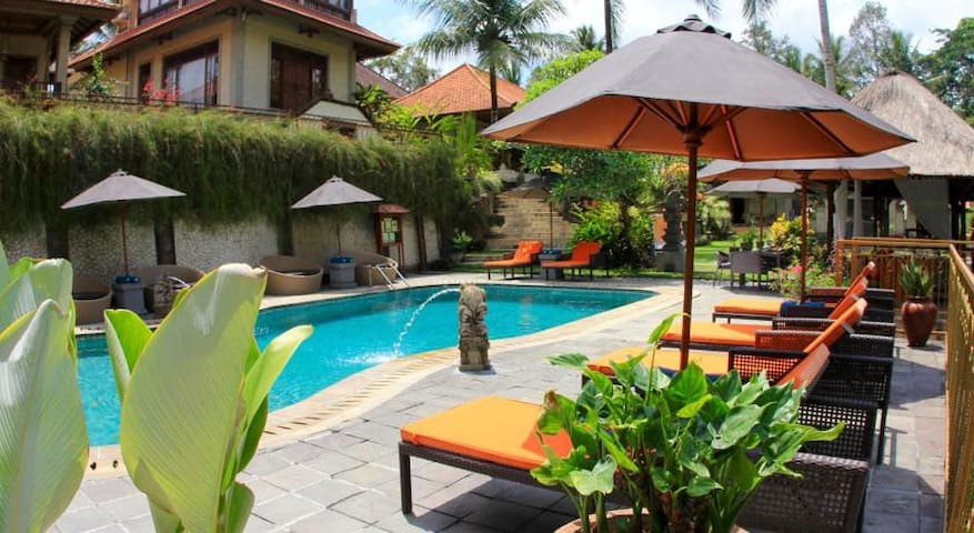 1 BR Prime Deluxe in Ubud - Gianyar - Boutique-Hotel