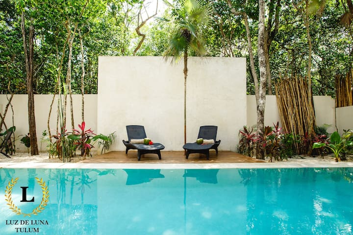 House *3 Bed *only 5 min from the beach & cenotes.