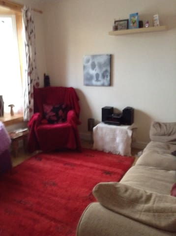 Double room in cosy terraced house - Gosport - Bed & Breakfast