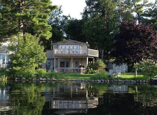Beautiful Cottage on Oak Lake - Quinte West - Casa