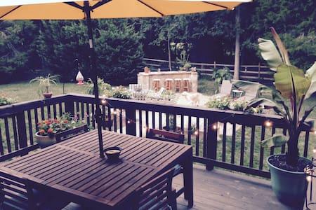 Beautiful Home in Huntersville - Outdoor Paradise - Huntersville
